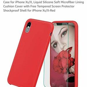Cover Iphone X Water Effect Rosso Dsquared2 - Ferraris Boutique